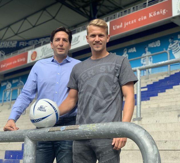 Talentiert, erfahren, technisch sauber: Lukas Boeder kommt an die Wedau – Tim Albutat bleibt