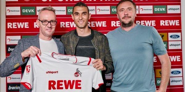 FC verpflichtet Ellyes Skhiri
