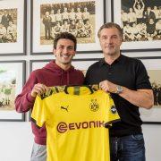 Borussia Dortmund verpflichtet Mateu Morey