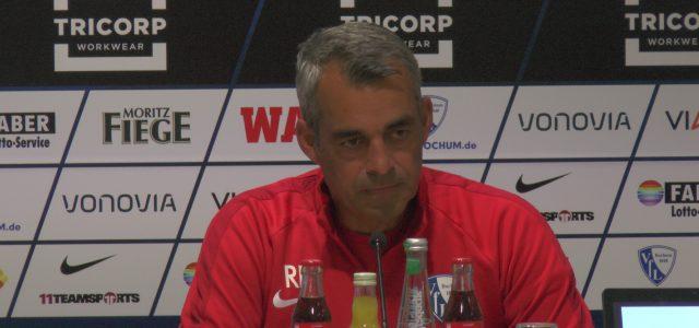 """VFL Coach Robin Dutt: """"Müssen uns irgendwie davon verabschieden, dass Fußballprofis per se faule Menschen sind"""""""
