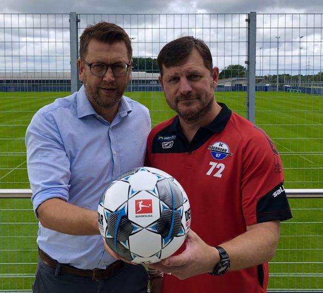 Verlängerung mit Chef-Trainer Steffen Baumgart bis 2021