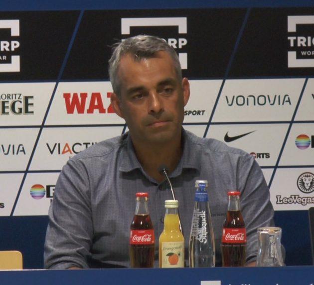 Paukenschlag in Bochum: Trainer Robin Dutt will die Vertrauensfrage stellen