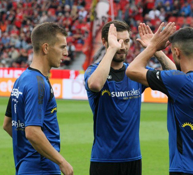 SCP: Mit viel Zuversicht in das dritte Saisonspiel beim VfL Wolfsburg