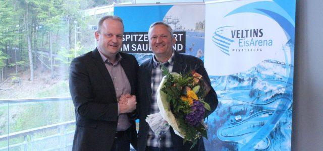 """Stephan Pieper sieht Sportzentrum auf gutem Weg """"Wir arbeiten an Alleinstellungs-Merkmalen"""""""