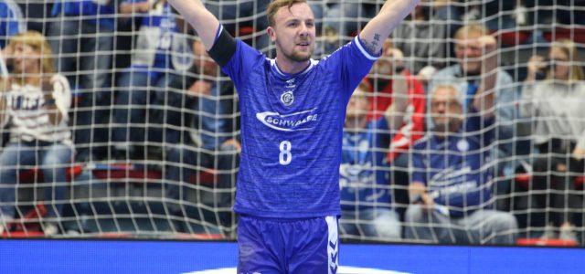 """""""Sehr explosiver und torgefährlicher Spieler"""" – Lukas Blohme verlängert beim VfL Gummersbach bis 2023"""