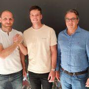 KFC verpflichtet Stürmer Tom Boere