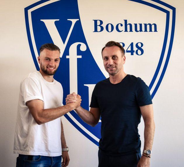 VFL Bochum: Baumgartner wird nach Österreich verliehen, Wintzheimer kommt aus Hamburg