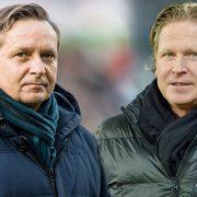 Neue sportliche Führung: Horst Heldt und Markus Gisdol zum FC
