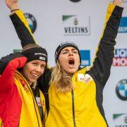 IBSF Weltcup Bob & Skeleton in Winterberg: Deutschland triumphiert am Samstag in den Bob-Wettbewerben