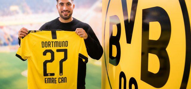 Nationalspieler Can zum BVB – Jacob Bruun Larsen verlässt die Borussia