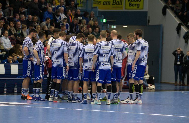 Gummersbach und Coburg mit Unentschieden im Topspiel