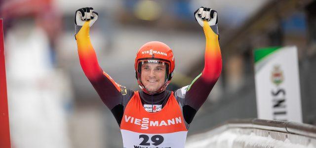 Ludwig und Taubitz trotzen den widrigen Bedingungen beim Weltcup in Winterberg