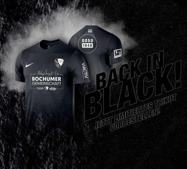 """Trikot-Auktion """"Back in Black"""": VfL sammelt weitere 22.751 Euro für Bochumer Gemeinschaft"""