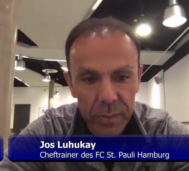 """HSV und Pauli vor dem Re-Start: Das sagen Dieter Hecking und Jos Luhukay vor dem Start und zum """"Herrlich-Vorfall"""""""