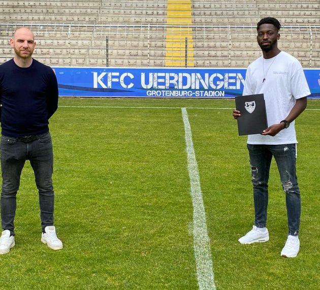 KFC Uerdingen verpflichtet Rechtsverteidiger Traoré – Mirko Vogt wird Chefscout
