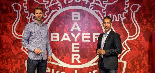 Thomas Eichin wird Leiter Nachwuchs von Bayer 04 Leverkusen