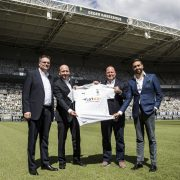 Neuer Hauptsponsor bei Borussia Mönchengladbach