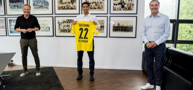 17- jähriges Top-Talent kommt! Borussia Dortmund verpflichtet Bellingham