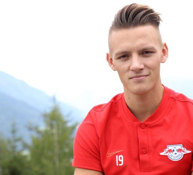 Borussia leiht Hannes Wolf von RB Leipzig aus