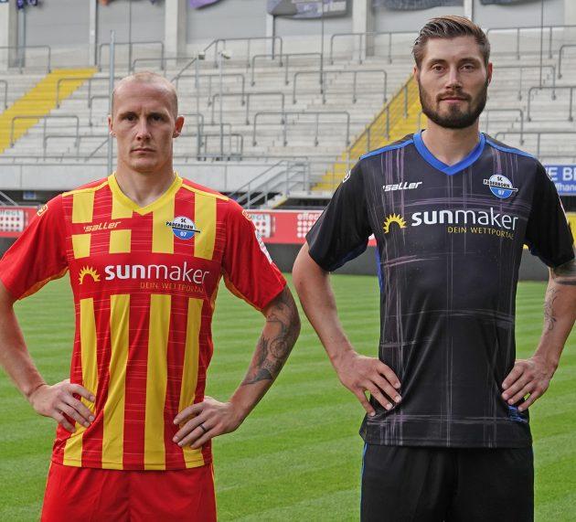 Paderborn: Neuer Dress für die Saison 2020/2021 – Vorbereitung in Kärnten