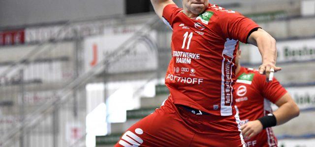 Guter Testspielauftakt gegen Erstligisten  – ASV unterliegt dem Bergischen HC mit 23:29
