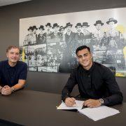 Borussia Dortmund leiht Reinier aus