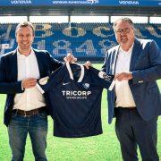 DFB-Pokal: AIC Service & Call Center wird VfL-Ärmelsponsor