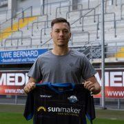 SCP: Mittelfeldspieler Julian Justvan fällt aus