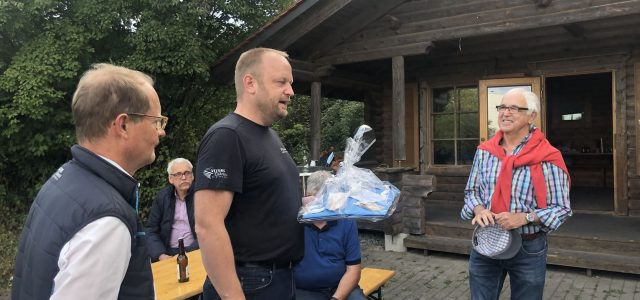 Winterberg: Lothar Neu nach 20 Jahren als Zeitnehmer verabschiedet