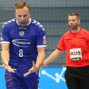VfL gewinnt Geisterspiel gegen Hüttenberg