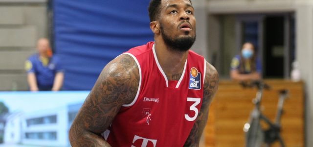 Zweiter Sieg in Folge für die Telekom Baskets Bonn