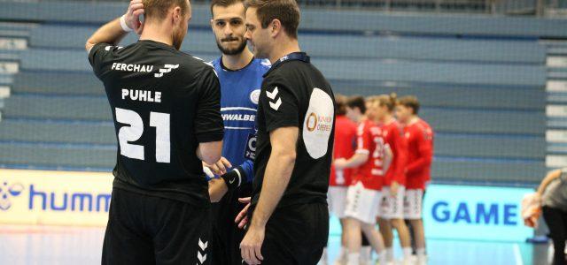 Gummersbach will Siegesserie gegen den Dessau-Roßlauer HV 06 fortsetzen