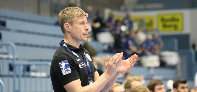Handball Sport Verein Hamburg erwartet den VfL Gummersbach zum Spitzenspiel der 2. HBL