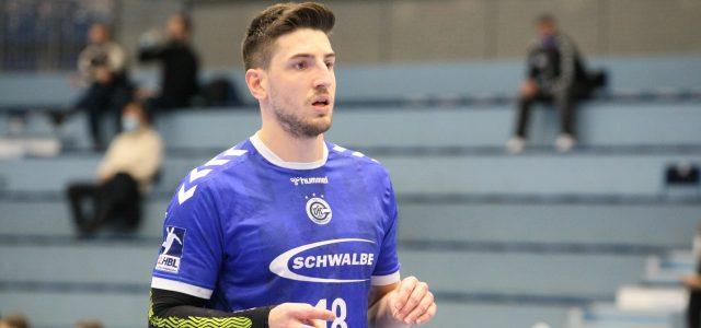 Auch das noch: Mehrfacher Bruch im Mittelgesicht – Hermann fällt dem VfL längerfristig aus!