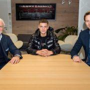 Top-Talent der Werkself: Florian Wirtz verlängert bis 2023