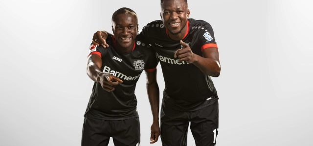 Zeichen zum Jahreswechsel: Bayer 04 verlängert mit Tapsoba und Diaby