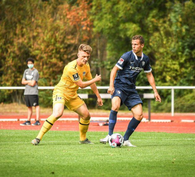 Basti Maier verlässt den VFL Bochum