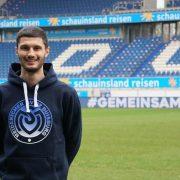 """Aggressiver, kopfballstarker Innenverteidiger"": Velkov wird ein Zebra"