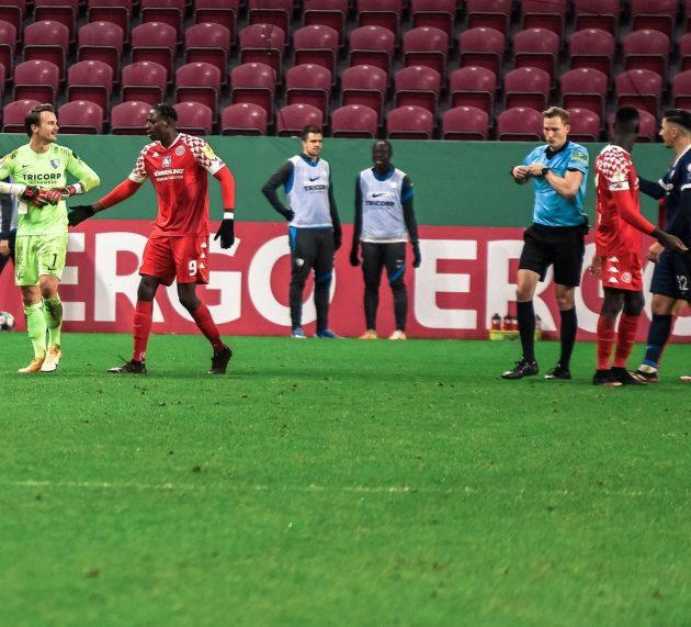 VFL Bochum: Riemann für ein DFB Pokalspiel gesperrt – Holtkamp zum WSV