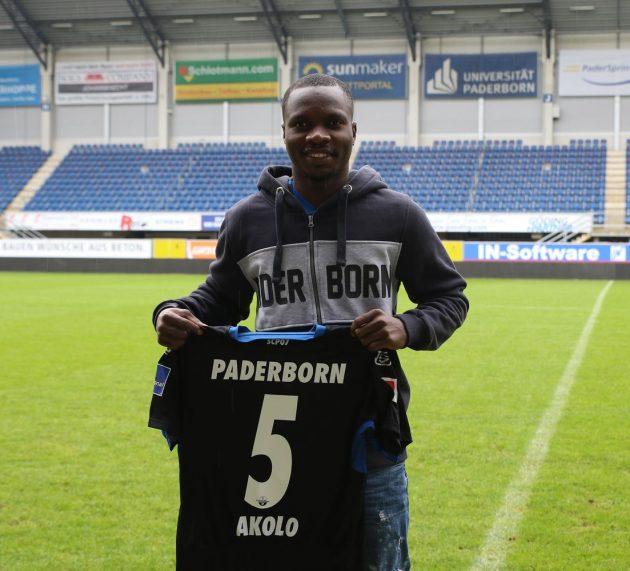 Paderborn: Chadrac Akolo vom SC Amiens ausgeliehen