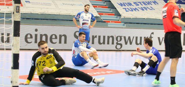 Gummersbach verliert Duell der Altmeister – Gelingt es gegen Schwartau zurück in die Spur zu finden?
