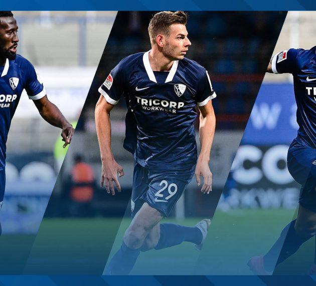 VfL-Trio für Länderspiele nominiert
