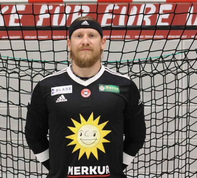 Matic Gerčar ist bis Saisonende neuer Torhüter beim TuS N-Lübbecke