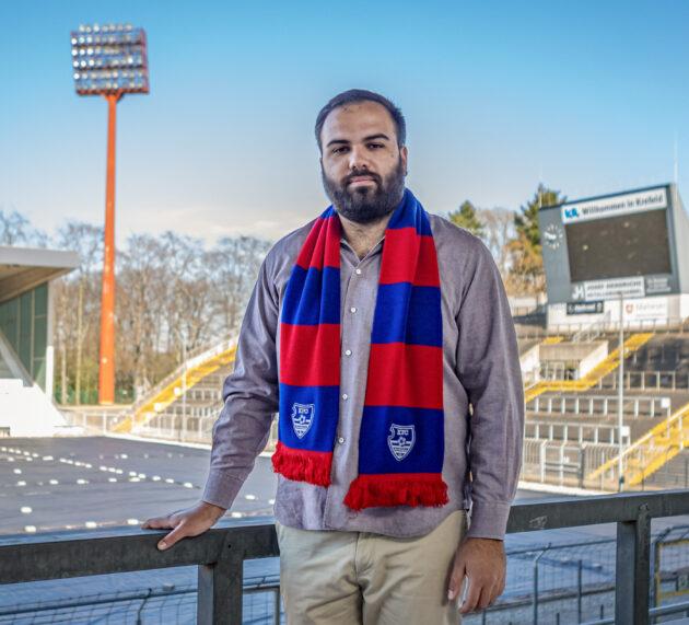 Roman Gevorkyan komplettiert Vorstand des KFC Uerdingen e.V.