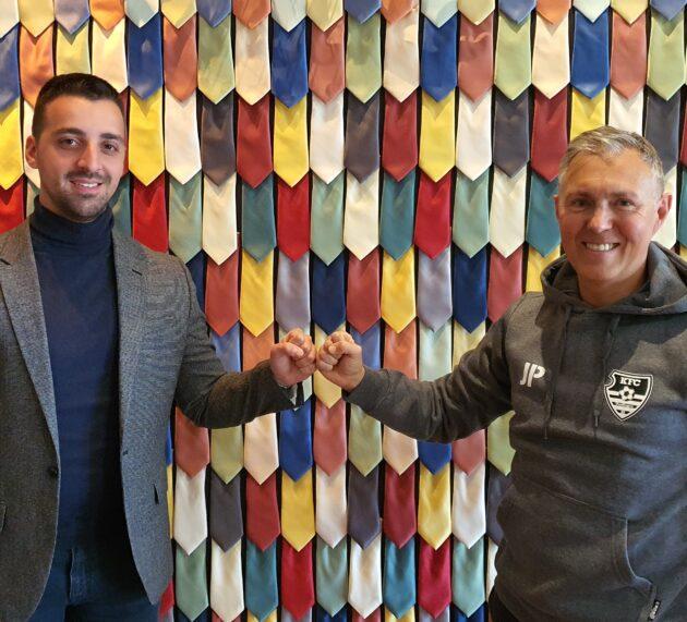 Jürgen Press ist neuer Cheftrainer des KFC Uerdingen
