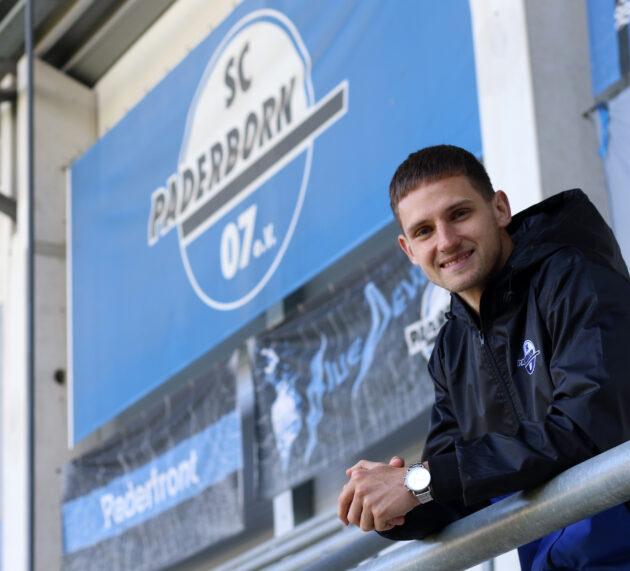 Marco Schuster kommt vom SV Waldhof Mannheim zum SCP
