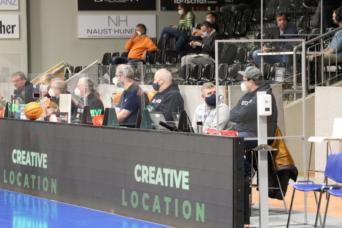 Basketball Pro A Hagen - Eisbaeren Bremerhaven