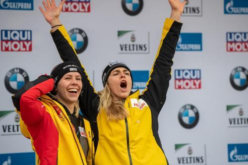 IBSF Bob & Skeleton Weltcup 2020 in Winterberg (04.01.2020)