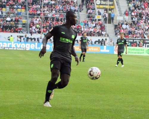 34. Bundesliga Spieltag Fortuna Düsseldorf - Hannover 96