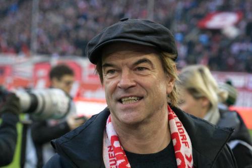 34. Bundesliga Spieltag Fortuna Düsseldorf - FC Bayern München